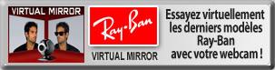 Essayer les lunettes Ray-Ban